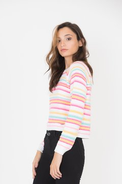 Sweater multi color 90250123 - scombro