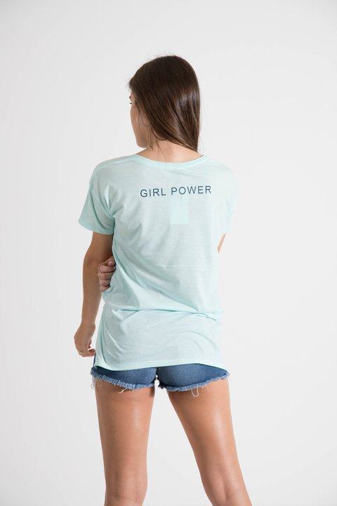 Imagen de remera girls run the world