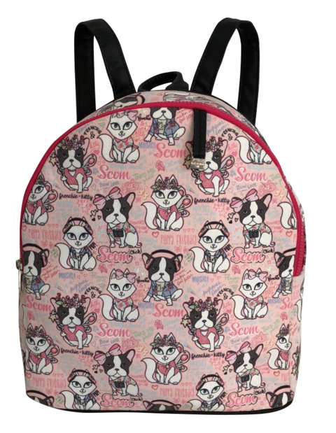 MOCHILA DOGGY CATS en internet