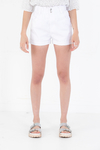 Short Loly I  Denim Blanco