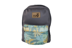 Mochila Neoprene Grey Palm