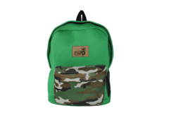 Mochila Neoprene Green Military