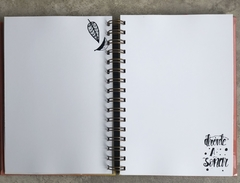 "Cuaderno ""Smash Book Live, laugh, love"" (copia) - C2designs"