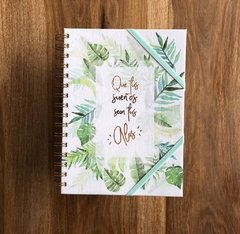 "Cuaderno ""Tropical"""