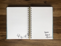 "Cuaderno Smash Book ""La Magia"" - C2designs"