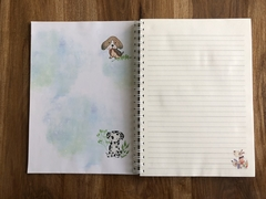 "Cuaderno ""Dogs Friends"" en internet"