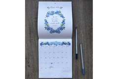 "Calendario ""Bouquet"" - comprar online"