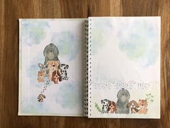 "Cuaderno ""Dogs Friends"" - comprar online"