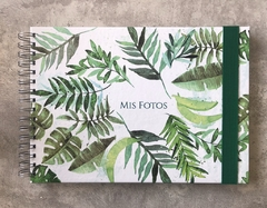 "Libro de fotos ""Leaves "" - comprar online"