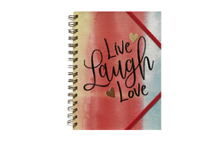 "Cuaderno ""Smash Book Live, laugh, love"" (copia)"