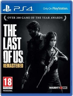 Juego playstation PS4 The last of us