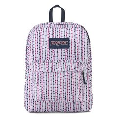 Mochila Jansport Superbreak Navy Front Row Sport