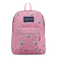 Mochila Jansport Superbreak 25L fierce Frenchies