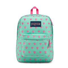 Mochila Jansport Superbreak Bleeding Heart