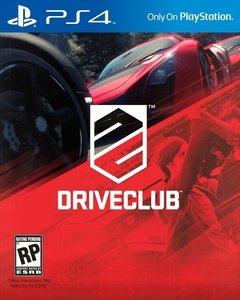 Juego Playstation Ps4 Driveclub