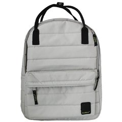 Mochila bubba regular montreal silver grey