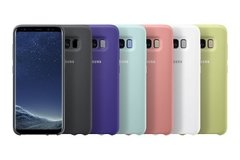Funda Original Silicona Case Cover S8 Plus Samsung
