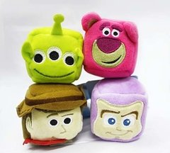 Peluche Kawaii Cube Disney Apilables Toy Story