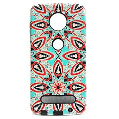 Funda Moto Z2 Play Mandala Colores Anti Golpes