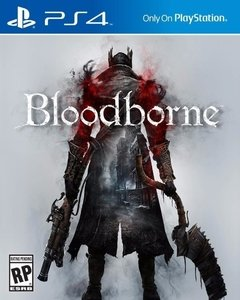 Juego playstation PS4 Bloodborne