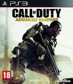 Juego playstation PS4 call of duty advanced warfare