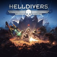 Juego playstation PS4 Helldivers