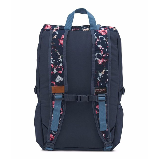 Mochila Jansport Disney Hatchet mickey floral en internet
