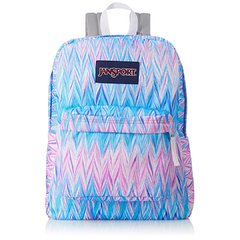 Mochila Jansport Superbreak 25L Painted Chevron