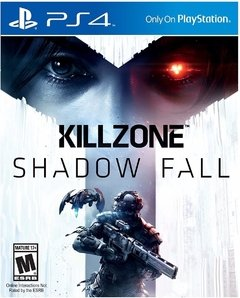 Juego playstation PS4 Killzone shadow fall