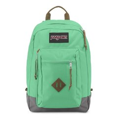 Mochila jansport reilly seafoam green