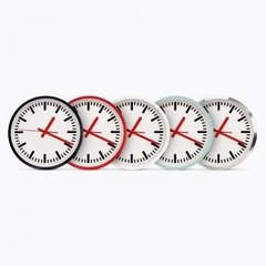Reloj de Pared Swiss Clock