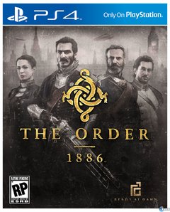 Juego playstation PS4 the order 1886