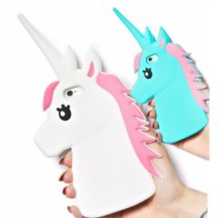 Funda Silicona Unicornio iPhone 6