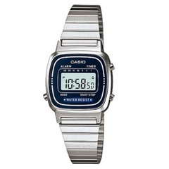 Reloj CASIO Plateado Digital LA670WA-2DF