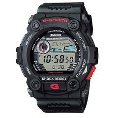 Reloj CASIO G-Shock Negro Digital G-7900-1DR