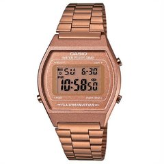Reloj CASIO Rosado Dorado Digital B-640WC-5ADF