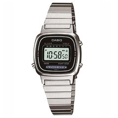 Reloj CASIO Plateado Digital F-91WM-7ADF