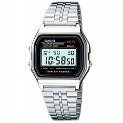 Reloj CASIO Plateado Digital A-159W-N1DF