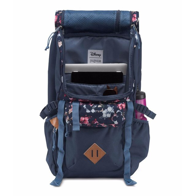 Mochila Jansport Disney Hatchet mickey floral - comprar online