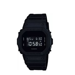 Reloj Casio G-Shock DW-5600BB-1D Negro Mate