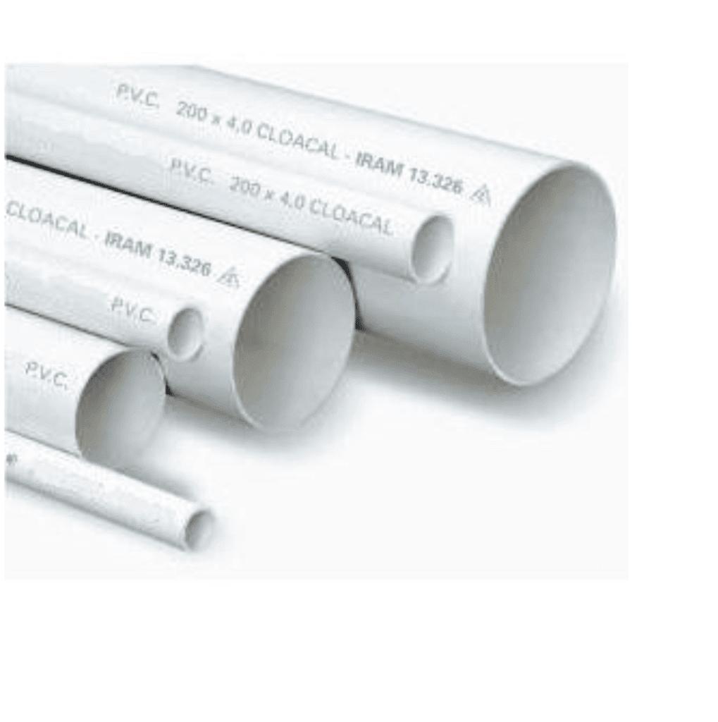 Ca o tubo pvc sanitario 1 8 por 4m tigre - Medidas tubos pvc ...