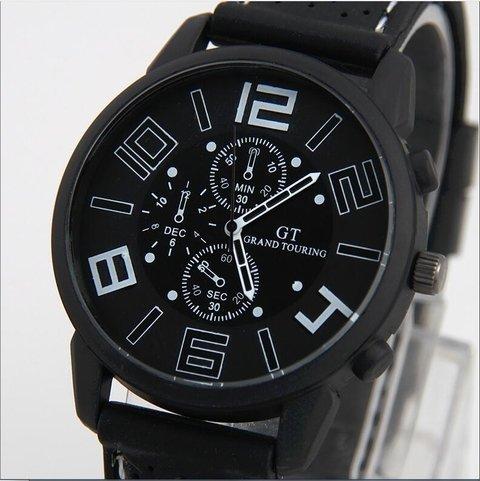 af6ac42bd73 Relógio Masculino Esporte Wr Resistente Água 1155