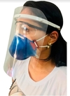 PROTETOR FACIAL FACE SHIELD ANTI RESPINGOS