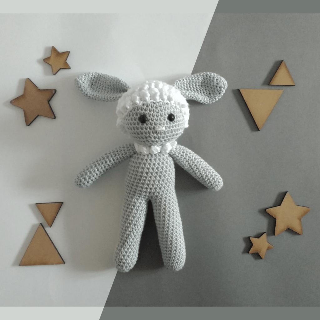 Ovejitas tejidas amigurumi - Baby Room - Mamá y Bebé | 1024x1024