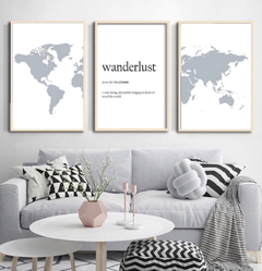 SET WANDERLUST GREY