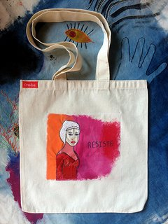 "Tote Bag ""The handmaid's tale"""