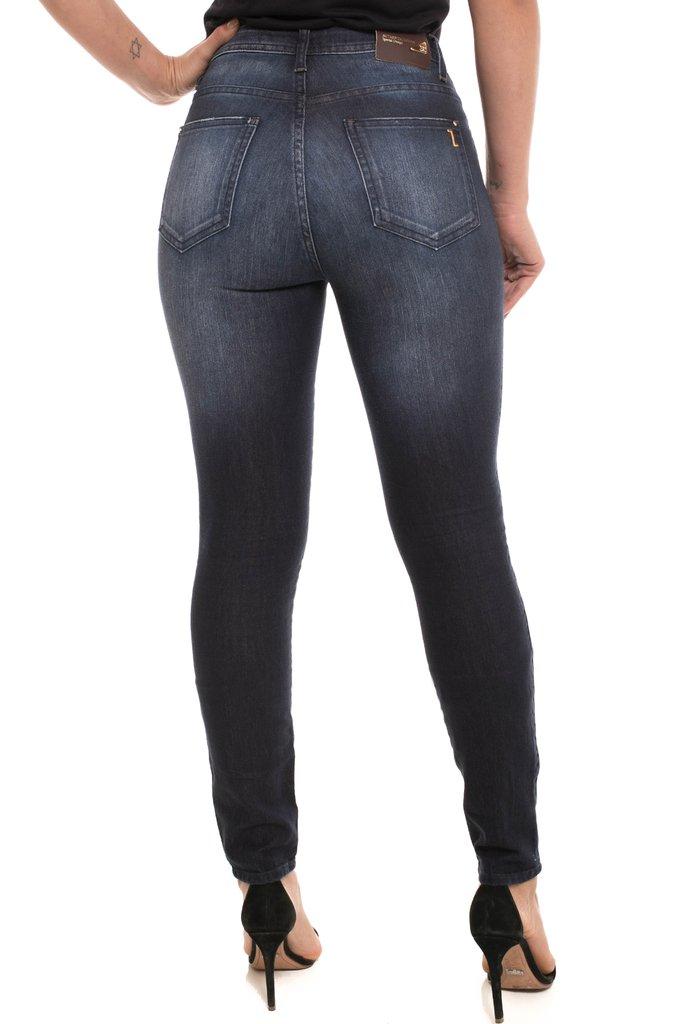 c40876011 ... comprar online Calça Jeans Z-32 Mid Rise Skinny Cor Única na internet