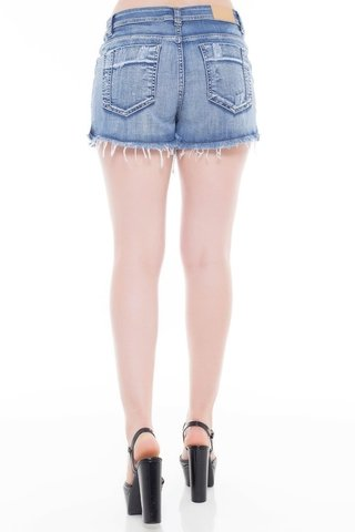 Shorts Z-32 Mid Drop Azul - Z-32 Jeans Store