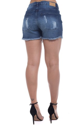 Shorts Jeans Mid Drop Z-32 Azul na internet