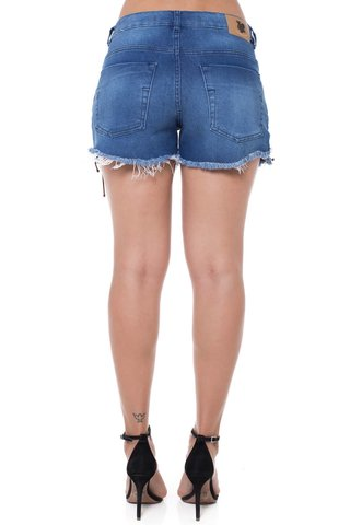 Shorts Jeans Ease Z-32 Azul na internet